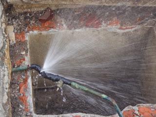 Utilidades del agua a presión