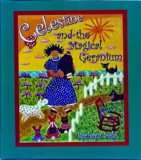 Celestine and the Magical Geranium