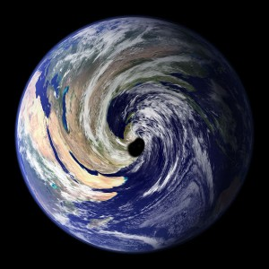 Black Hole House Images: Black Hole Earth