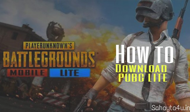 pubg lite in just 267 mb