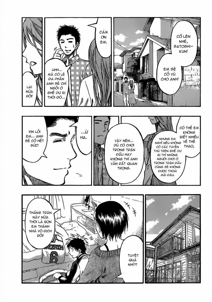 Kuroko No Basket chap 229 trang 9