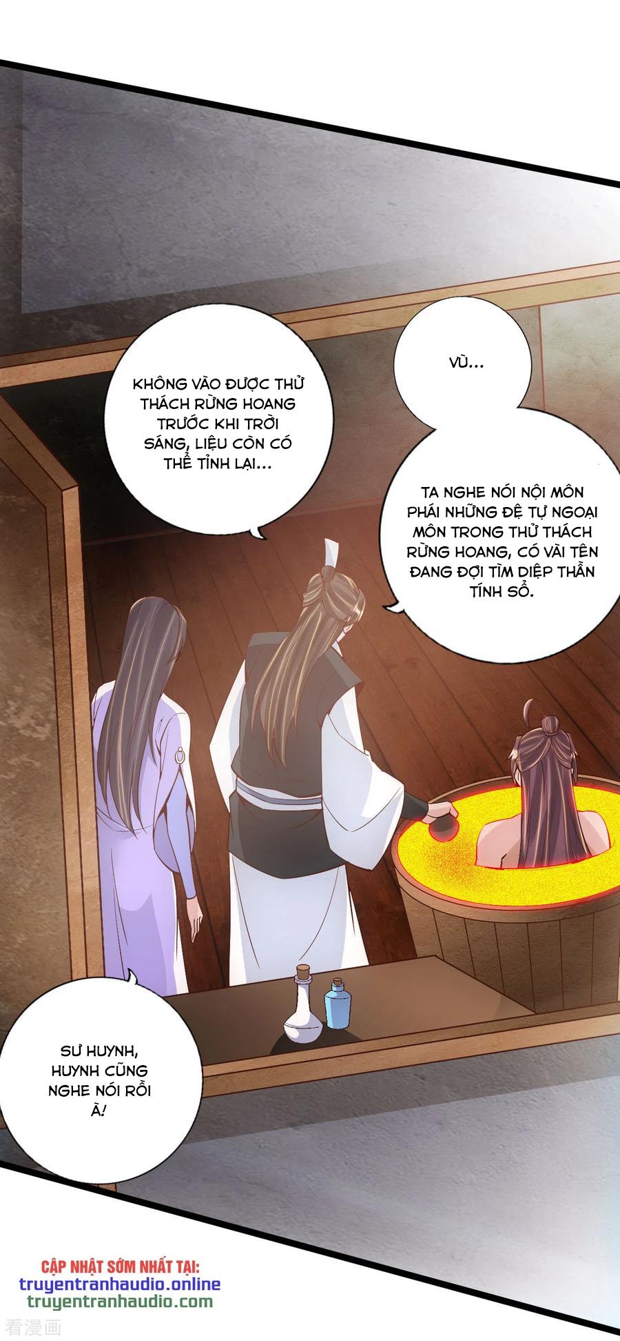 Tiên Võ Đế Tôn chap 109 - Trang 16