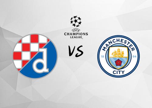 Dinamo Zagreb vs Manchester City  Resumen y Partido Completo