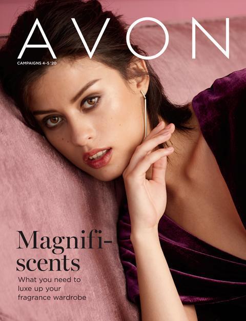 Avon Campaign 4-5 2020. Magnifi-Scents