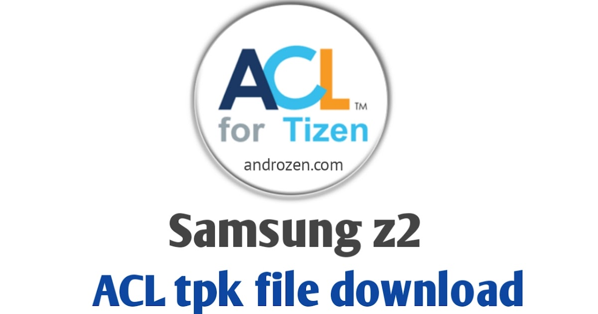 Top Five Samsung Z2 Tpk App Download - Circus
