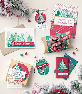 Stampin' Up! 2019 - 2020 holiday catalogue
