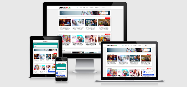 Download Template Smart Tube Mirip Youtube Gratis