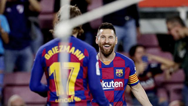 Les vérités de Lionel Messi sur Antoine Griezmann