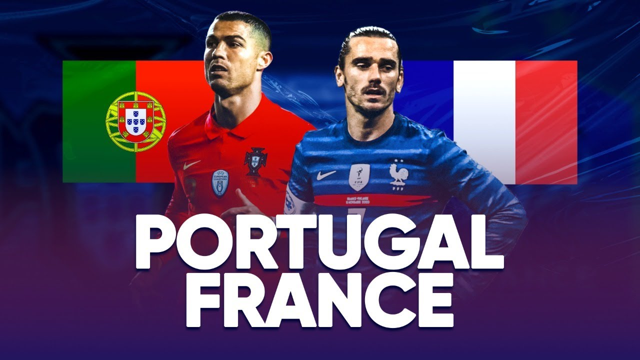 بث مباشر مباراة البرتغال وفرنسا