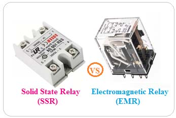 Solid State Relay Applications, Advantages over Normal Relay