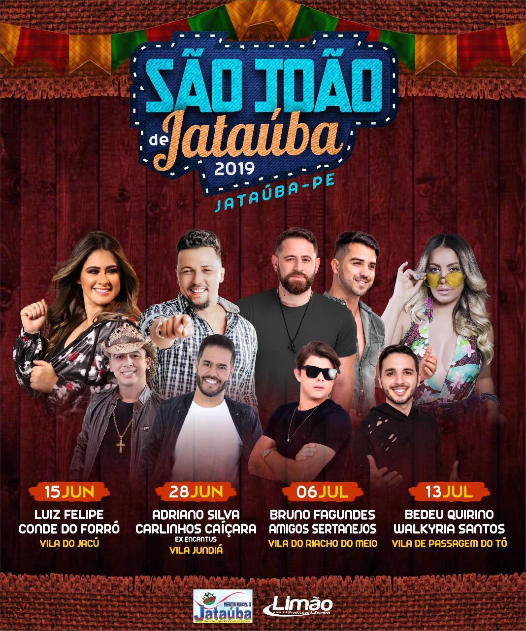 São João 2019 de Jataúba-PE