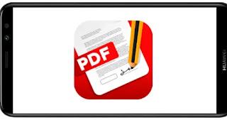 تنزيل برنامج PDF Editor Pro mod premium كامل مدفوع مهكر بدون اعلانات بأخر اصدار من ميديا فاير