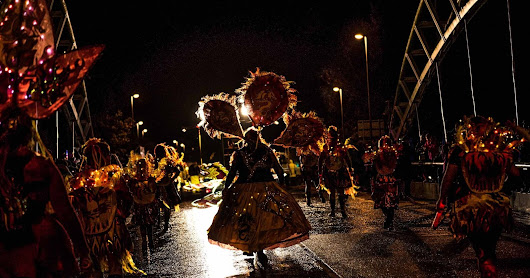 Postcards from Taunton Carnival 2017