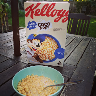 Kelloggs White Chocolate Coco Pops