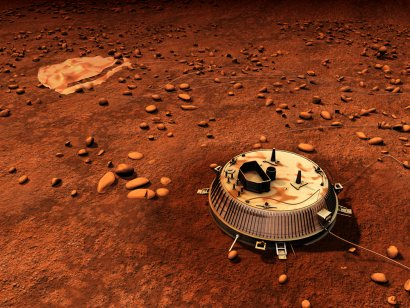 "In One Ear: Mars Rover ""Spirit"" and Titan probe ""Huygens ..."