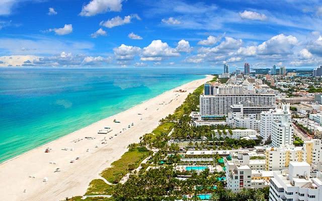 Miami em outubro