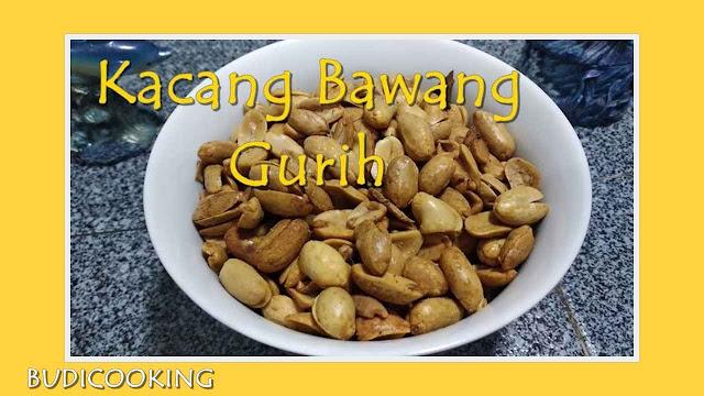 Resep Kacang Bawang Super Gurih