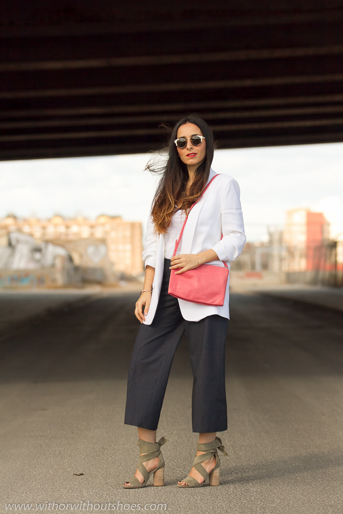 Blogger influencer española de Valencia con ideas de looks bonitos