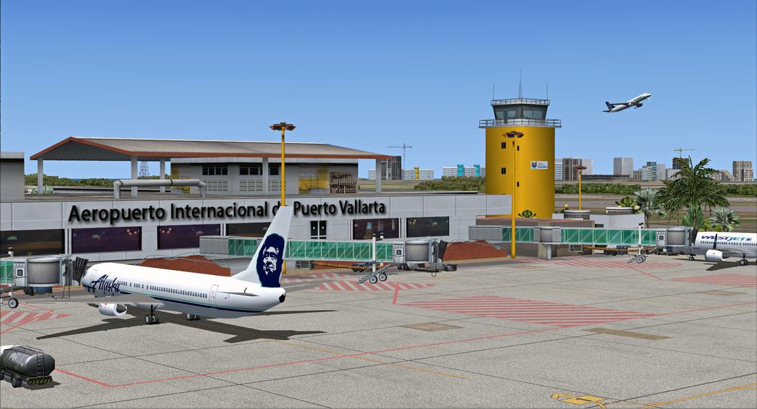 aeropuerto de mexico fs2004 update - FREE ONLINE