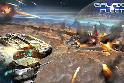 Download Game Android Galaxy Fleet: Alliance War