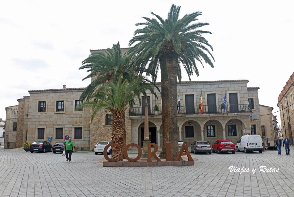 Ayuntamiento de Coria