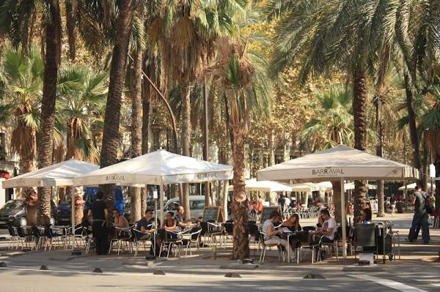 El Raval em Barcelona