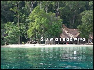 Paket Wisata Pulau Emas Padang