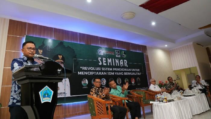 Bupati Ilham Azikin Ajak Guru Rekam Potensi Pelajar