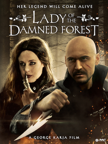 Download Lady Of The Damned Forest 2017 Full Movie Hollywood Dual Audio {Hindi+English} 480p {280mb} 720p {800mb} BluRay