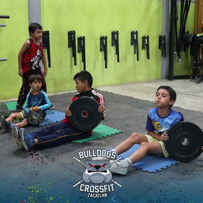 Crossfit para niños en Zacatlán