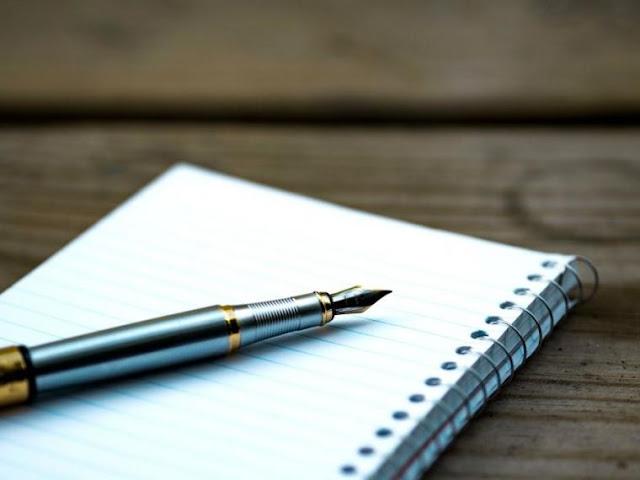 Manfaat Luar Biasa Menulis dengan Tangan