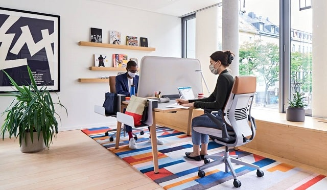 how to get office ready post-remote work return workplace safety