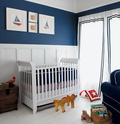 So Glittering: Dormitorio marinero