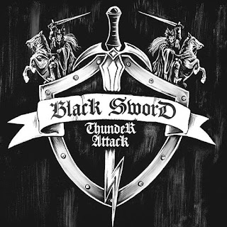 "Το ep των Black Sword Thunder Attack ""March of the Damned"""