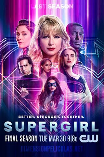 Supergirl Temporada 6 (HDTV 720p Ingles Subtitulado)