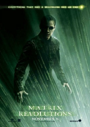 Matrix Revolutions (2003) BRRip 720p Dual Audio