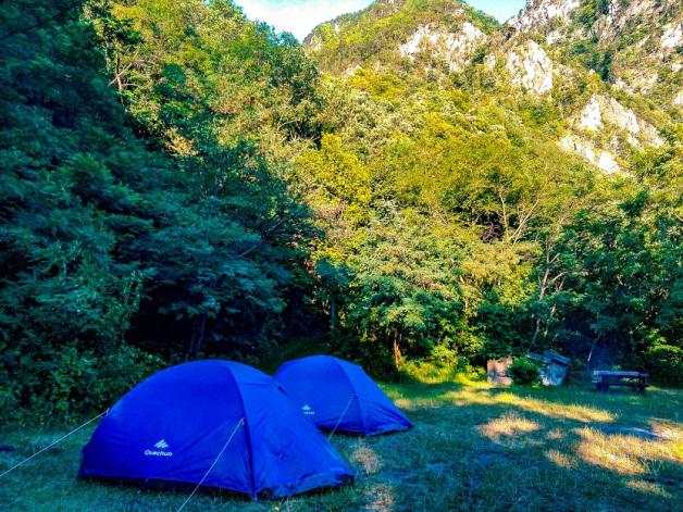 Unde mergem cu cortul Ramnicu Valcea