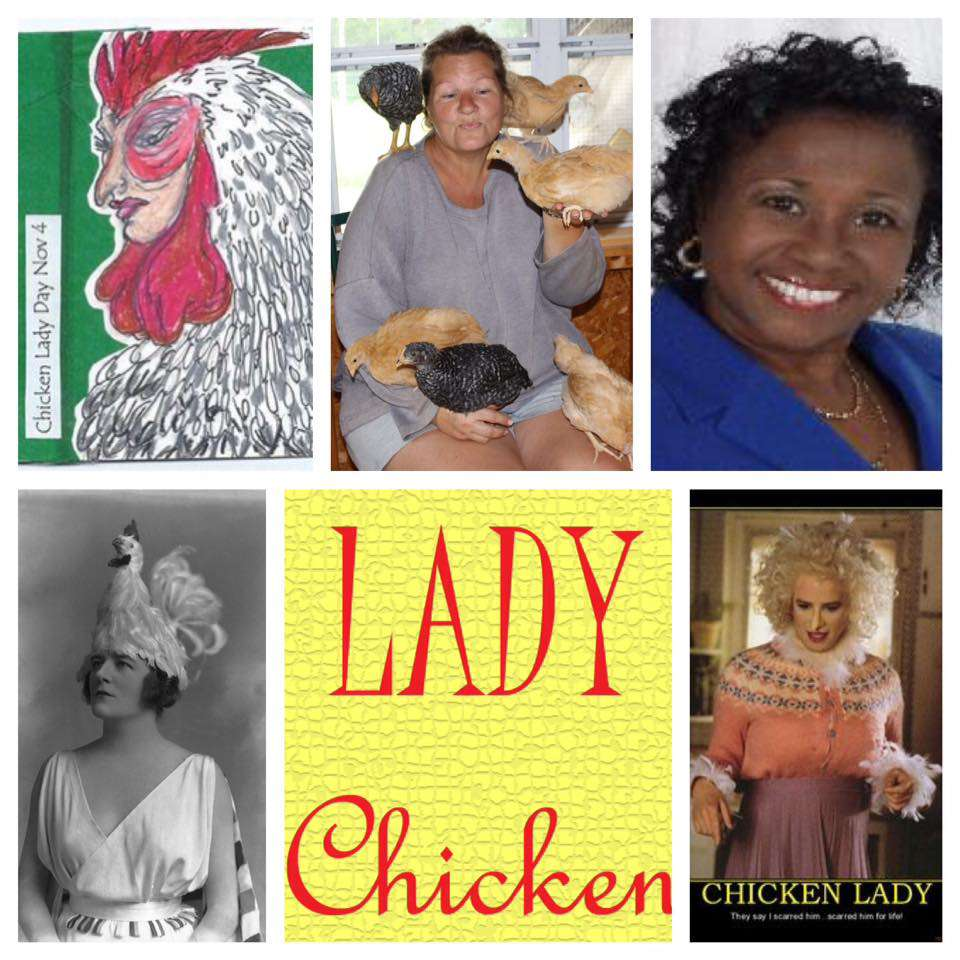 National Chicken Lady Day Wishes Pics