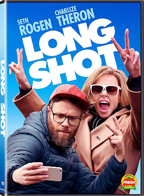 Long Shot [2019] [DVD R1] [Latino]