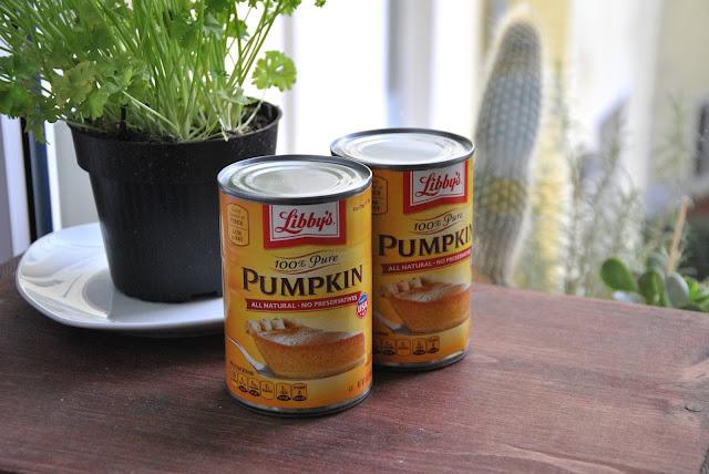 Libby's Pumpkin - Kürbisfleisch in der Dose aus dem KaDeWe