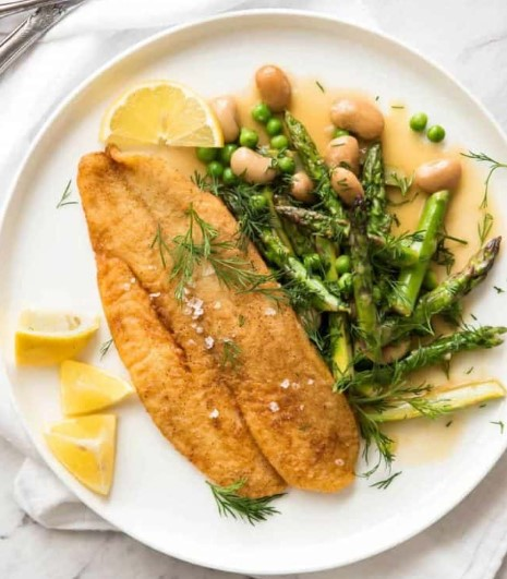 CRISPY PAN FRIED FISH RECIPES