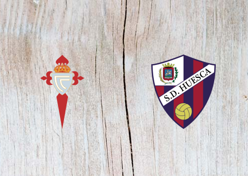 Celta Vigo vs SD Huesca - Highlights 01 December 2018