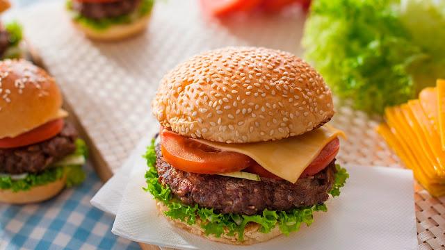 burger murusak diet