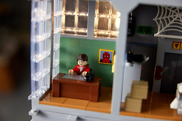 LEGO 76178 Daily Bugle大樓 Marvel's Spider-Man No Way Home 蜘蛛俠不戰無歸