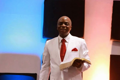 Breaking The Curse of Poverty by Bishop David Oyedepo