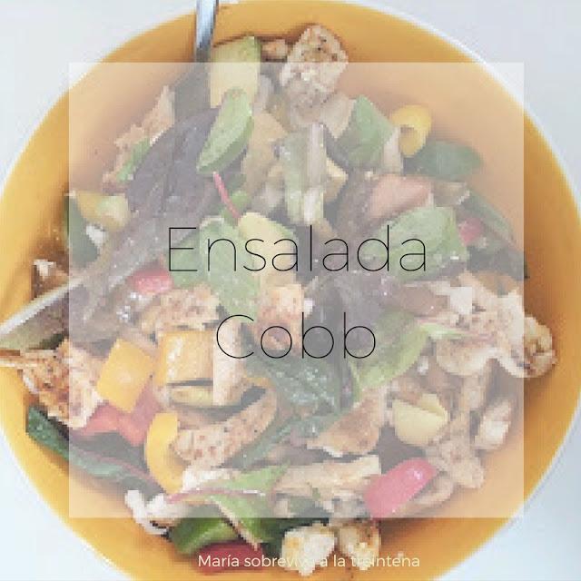 ensalada cobb