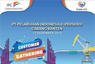 PT.PELABUHAN INDONESIA II PERSERO CABANG BANTEN - @ARYADUTA BALI - 13122019