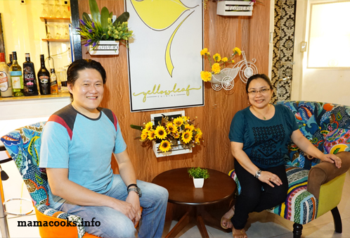 Yellow Leaf Cuisine - Bacolod restaurant