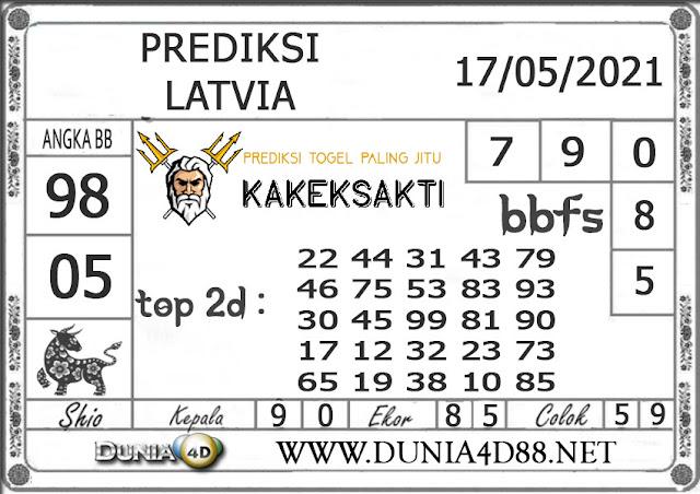 Prediksi Togel LATVIA DUNIA4D 17 MEI 2021