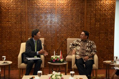Indonesia-Korsel Akan Segera Membentuk GKSB